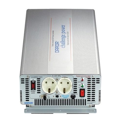 다르다 DC/AC인버터 DK1230(DC12V/3000W)순수정현파 1EA