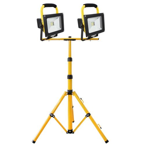 LED투광기(충전식) 엔와이코리아 BS-WCL20-2