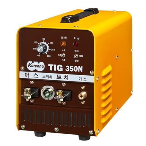 코리아나 인버터알곤용접기 TIG 350N 220V 1EA
