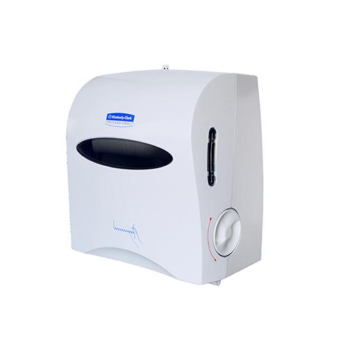 유한킴벌리산업안전 전용용기 57223 슬림 롤 핸드타올 전용용기