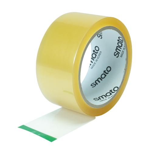 OPP테이프 SMATO 테이프 컷팅기 40개 투명48x80 (아크릴)