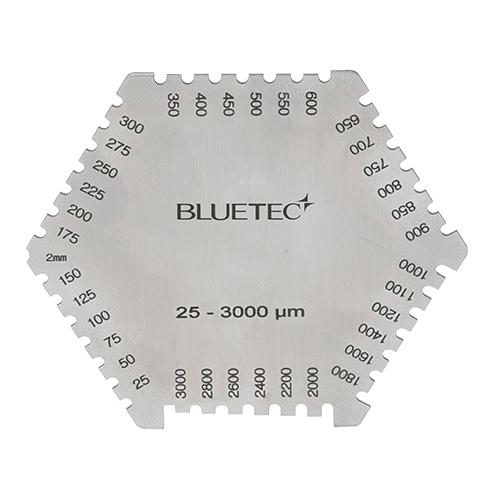 블루텍철직자 습도막게이지 BDWG-3000