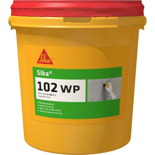 초급결 지수제 씨카 Sika 102 Waterplug (20kg)