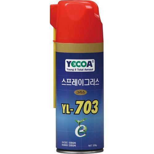 영일 스프레이그리스 스프레이그리스 420ml (YL-703) 1EA