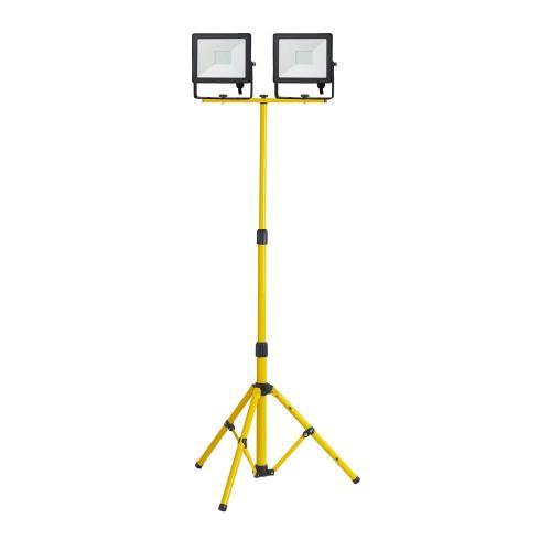 LED투광기 코엘 작업등 S1104-S2-50W (LED50W/2구)