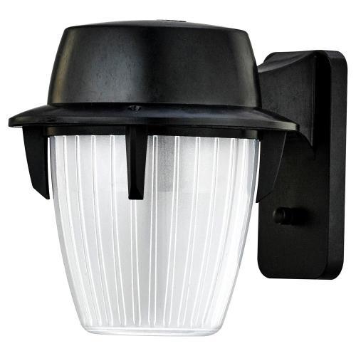 LED벽부등-세로형 히포 조명기구 일반/15W 흑색