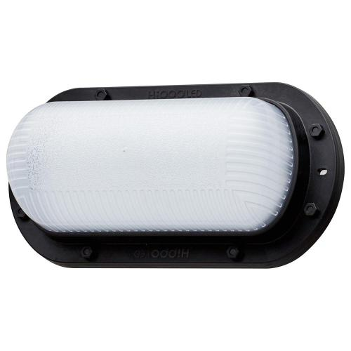 LED벽부등-가로형 히포 조명기구 일반/15W 흑색